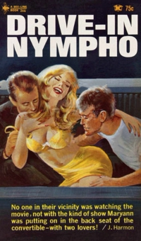 Trashy Pulp Paperback Hall of Fame
