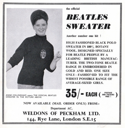 What the Well-Dressed Beatles Fan Will Wear